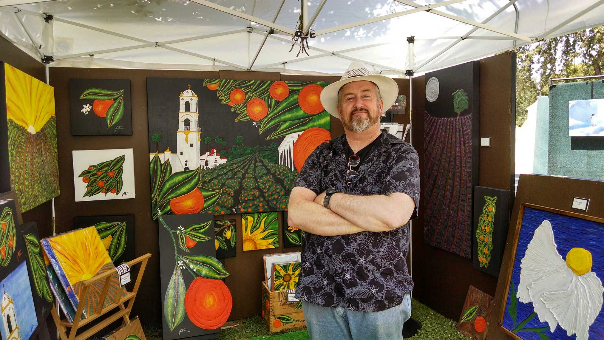 Art in the Part 2014