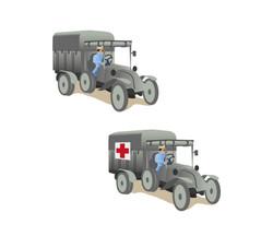 Vehicules 1916