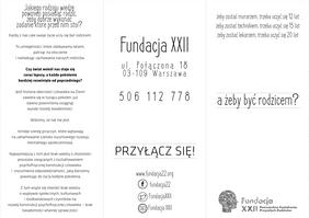 Fundacja XXII