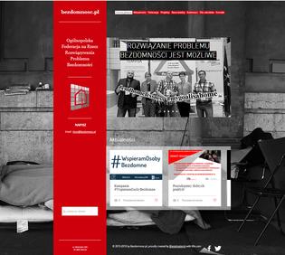 Ogólnopolska Federacja na rzecz Rozwiązywania Problemu Bezdomności