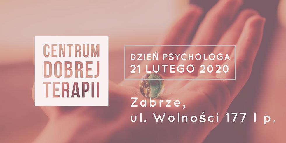 Dzień psychologa. Dzień otwarty w Centrum Dobrej Terapii