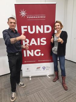 Fundraiserzy - liderzy NGO