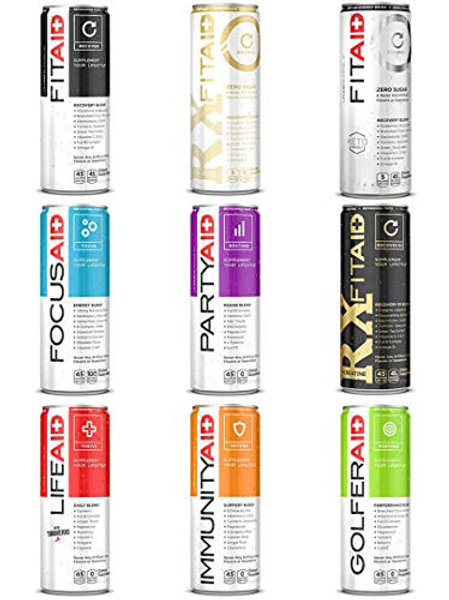FitAid Variety