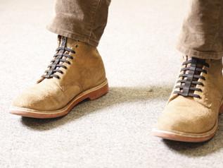 Footwear is Personal.