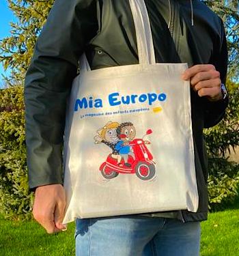 Le tote-bag Mia Europo