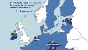 L'année 1 de Mia Europo