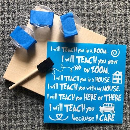 Teacher Gift DIY Kit