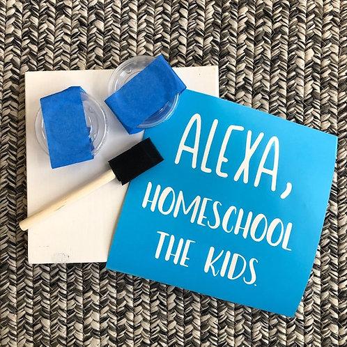 ALEXA DIY PAINT KITS