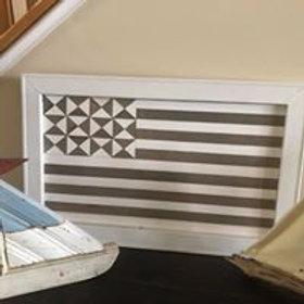 Digital Quilt Flag