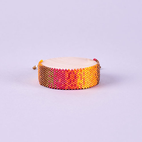 Bracelet Andes Atardecer