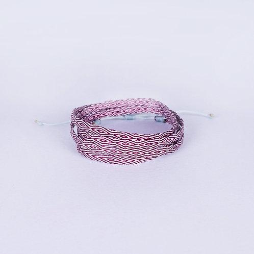 Caramanta Silk Armband - Multi