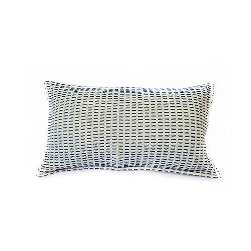 Iza Queen Pillow - Sea Glass