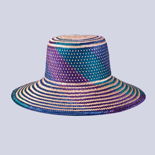 Woma Hat Wayuu Front View