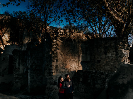 Mayra + Ulises | Pre Boda en Parque Fundidora, Durango.