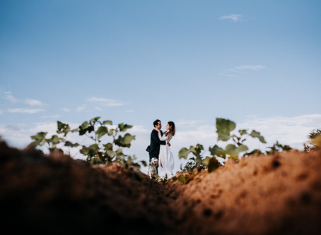 Trash the Dress for Andrea + Misael