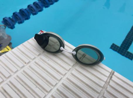 Fun swim today