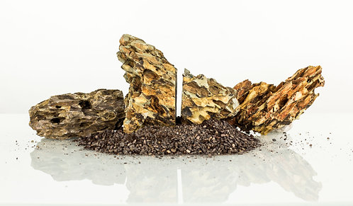 Dragon rock aquascaping kit for Brio35