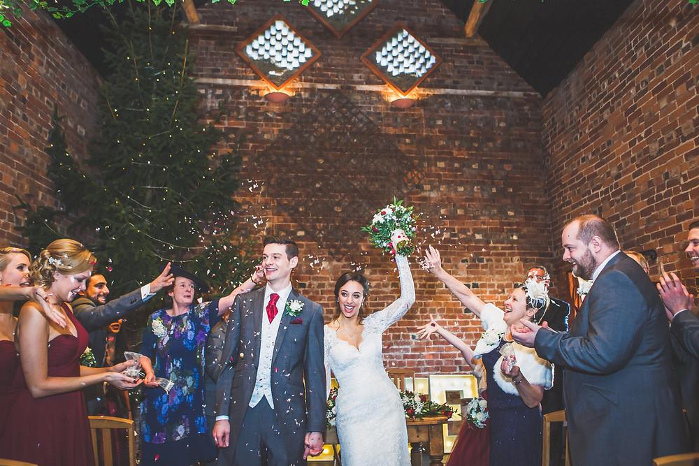 curradine barns wedding photography