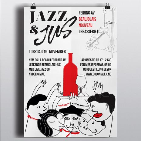 Illustration and poster design