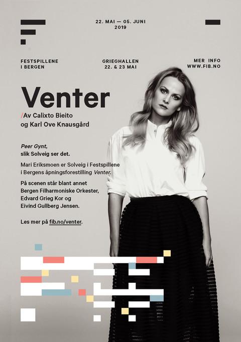 Bergen International festival Ad