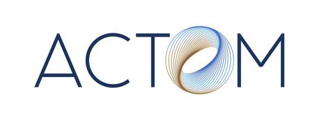 ACTOM logo