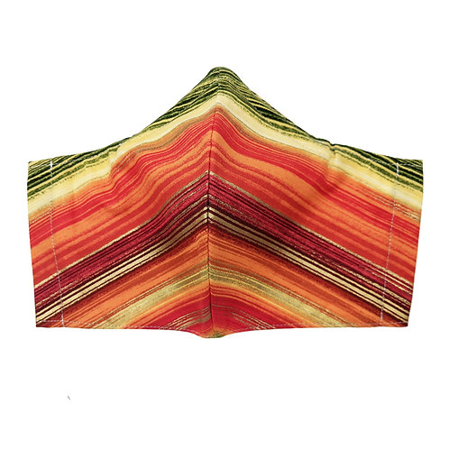 Sunset Gradient Adult Mask: Ready to Ship