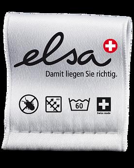 Elsa Kissen mieten und Probe schalfen für guten Schlaf in Drogerie im Schwamedingerhuus Zürich