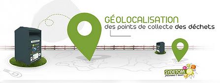 géolocalisation sydetom déchets points de collecte communauté conflent canigou canigó