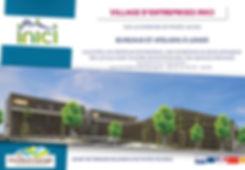 Communauté de communes conflent Canigou Canigó affiche informations contact