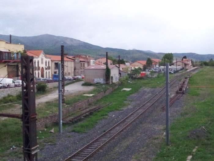 Gare de Prades