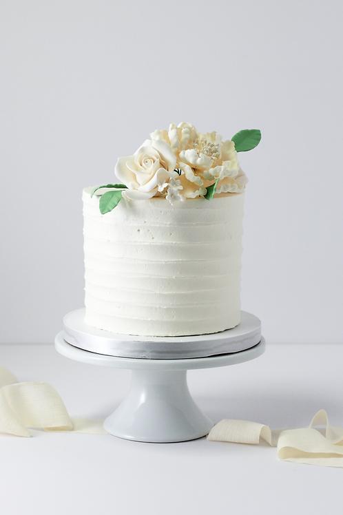 Calssic Wedding Cake