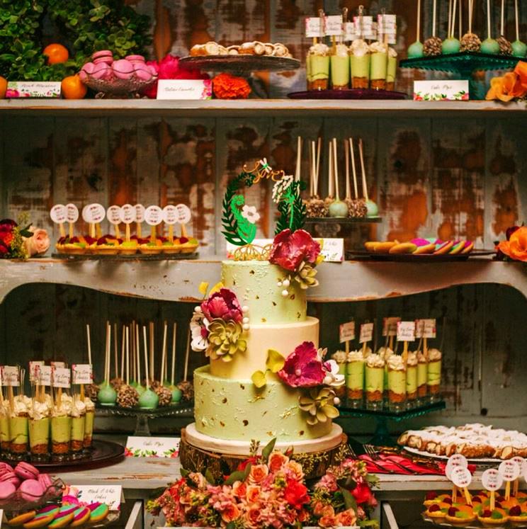 Dessert Display_ Hands on Sweets_ Sarasota, FL_ Tampa