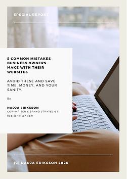free copywriting resource
