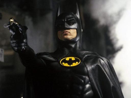 Michael Keaton diz que seu retorno como Batman em Flash é incerto