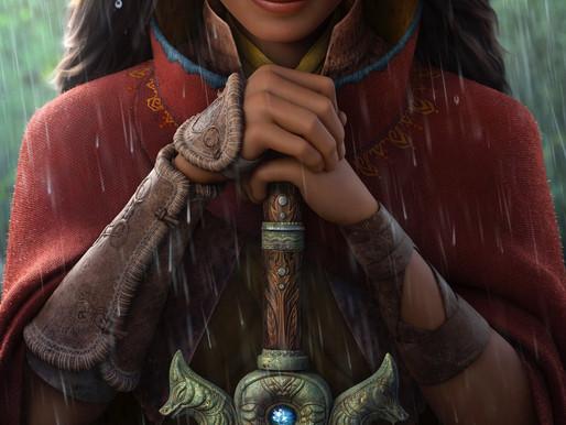 Raya e o Último Dragão   Confira trailer e pôster da animação