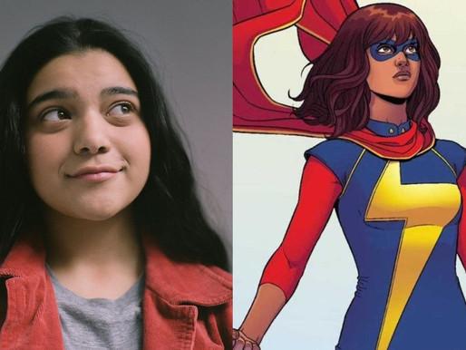 Ms. Marvel | Atriz novata Iman Vellani é escalada como personagem principal na série do Disney+