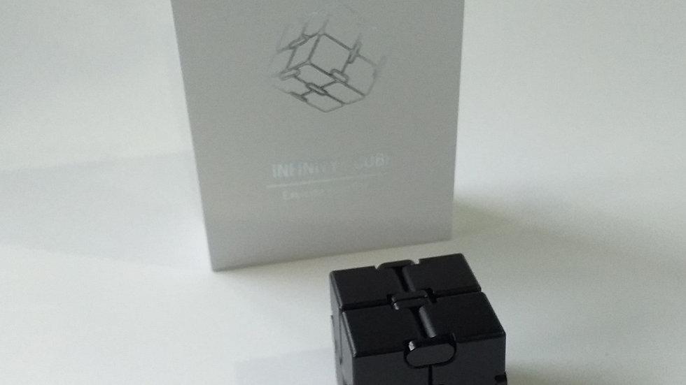 Infinity Fidget Cube - Aluminium