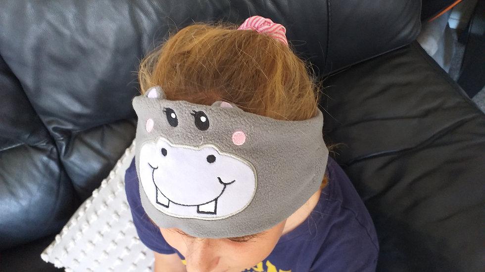 Bluetooth Ear Buddies -Bear & Hippo