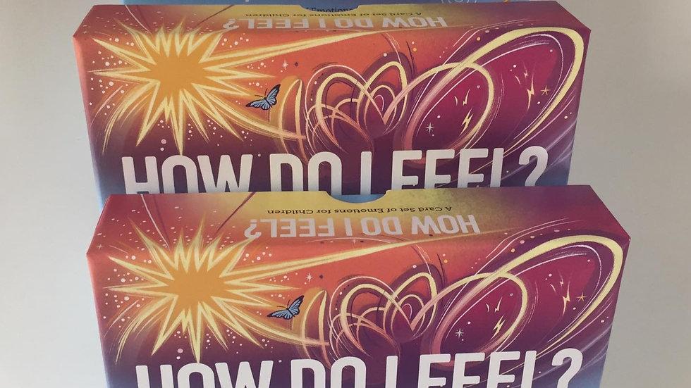 How Do I Feel - Feelings Cards