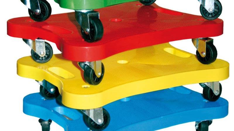 Scooter Wheelie Board