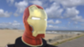 Ander Alzola - Advanced Rendering Techniques - Real-Time Computer Graphics Project - DigiPen - Screenshot Helmet