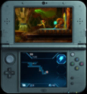 Ander Alzola - Metroid: Samus Returns - Nintendo - Screenshot