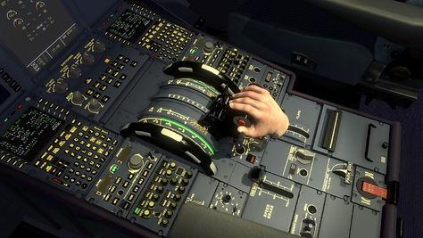 Ander Alzola - VRnam Project - VR Flight Training Simulator - VRnam & Airbus - Screenshot