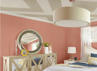 Take Room Décor to New Heights with Ceiling Color