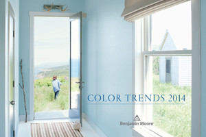 2014 color trends benjamin moore