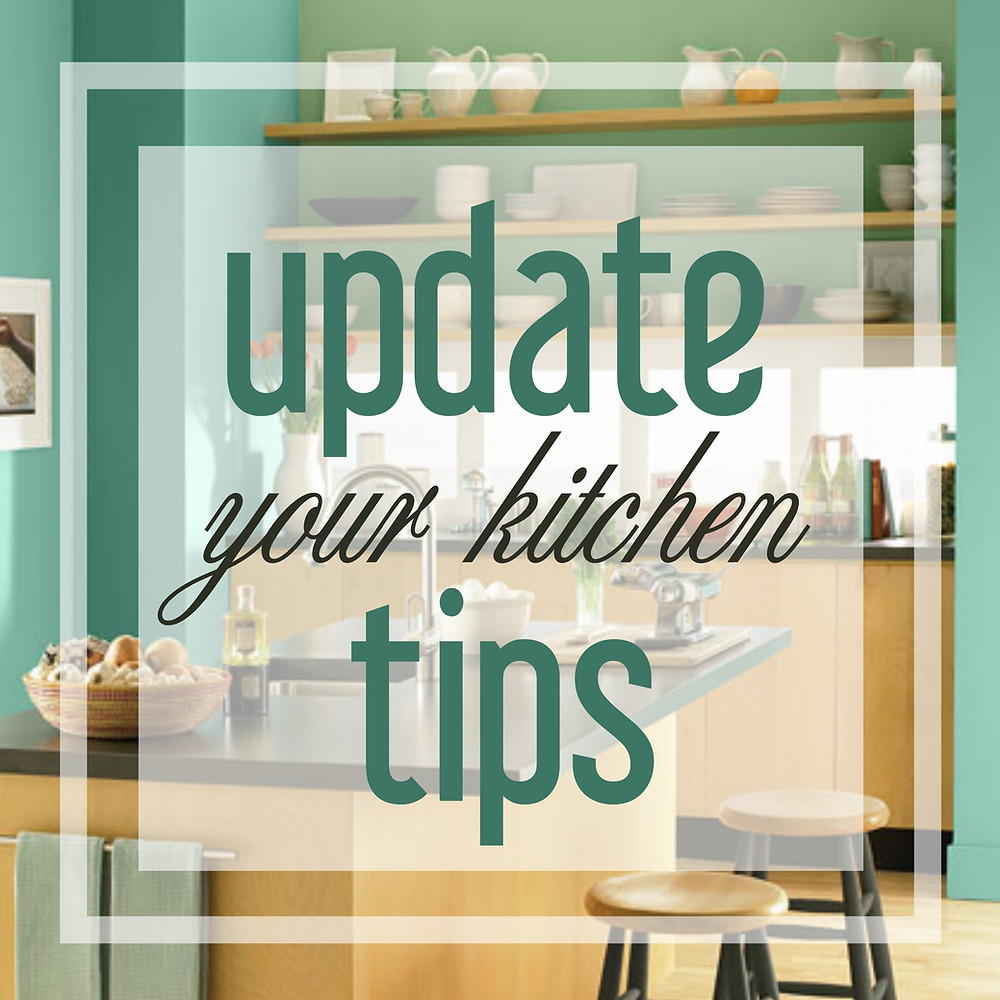 How to update your kitchen on a budget tips remodel renovate paint my kitchen diy