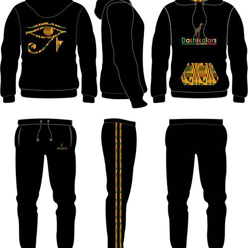 dashikolors jogging suits