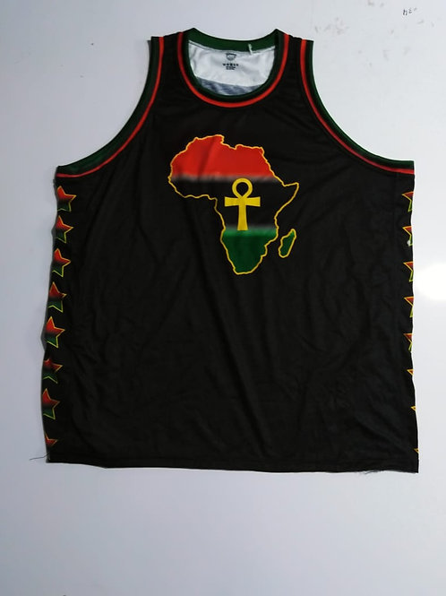 the original RBG dashikolors tank top