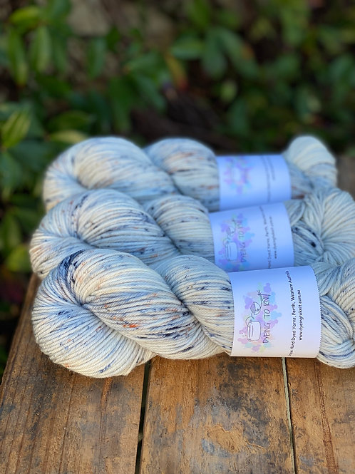 DENIM AND LACE DK