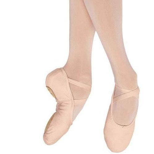 Canvas Split-Sole Ballet Shoes